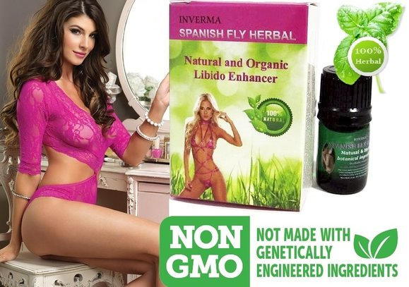 Spanish Fly Love Drops Pure and Herbal Natural Female Enhancer